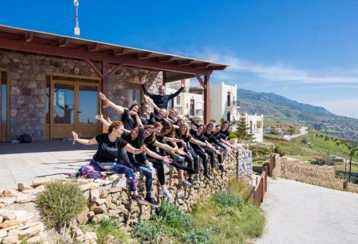 Γιορτάζουμε την Παγκόσμια Ημέρα της Yoga στην Κρήτη